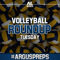 #ArgusPreps volleyball roundup: Aug. 23