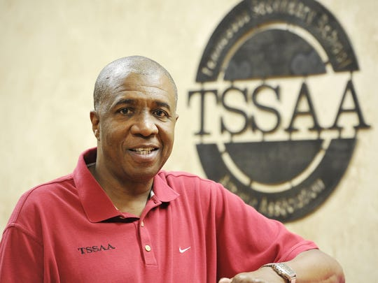 TSSAA Executive Director Bernard Childress