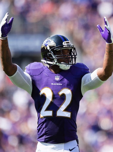 Ravens CB Jimmy Smith: Suspended four games for violating league's personal conduct policy.