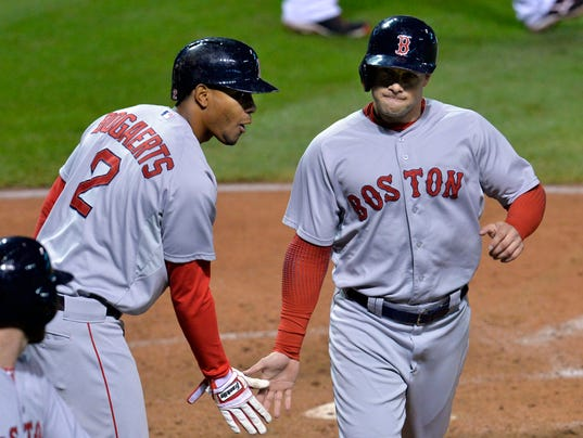 6-4-14 red sox indians
