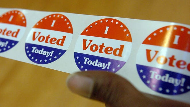 Medford residents came out in droves to cast early ballots for the Nov. 3 election.
