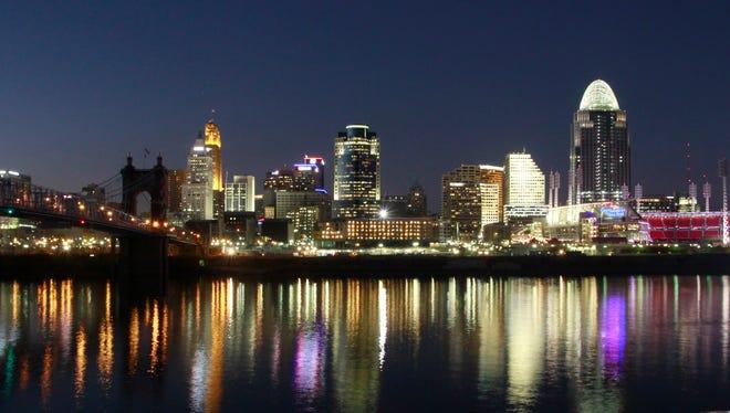 A missing Colorado man was found Wednesday in a Cincinnati hotel.