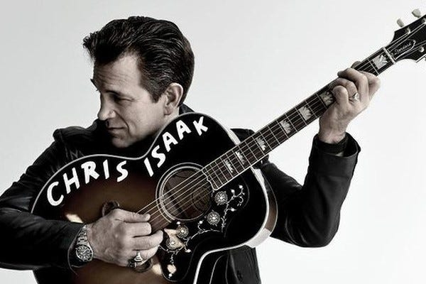 Chris isaak life will go on official video