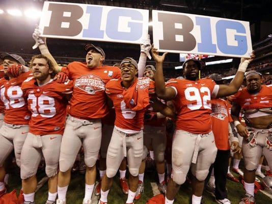 Big Ten Ohio State