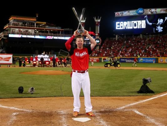 Gillette Home Run Derby presented by Head & Shoulders