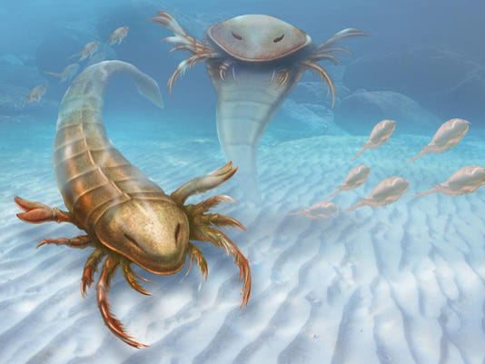 sea-scorpion