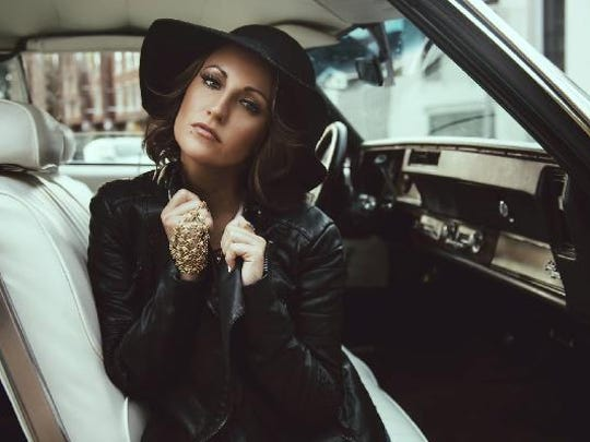 Laura Reed will perform in concert Oct. 30 at Wildwood Station Pavilion.