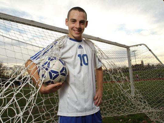 Pearl River's Giovanni Galvano is The Journal News and LoHud.com Rockland County Athlete of the Season for boys soccer in 2011. The junior midfielder helped Pearl River finish the season without a loss in Rockland County.