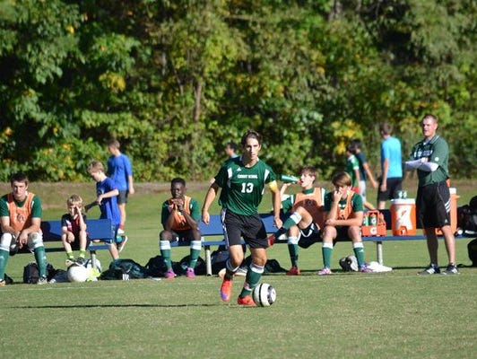 Christ School's Young Perry (13).