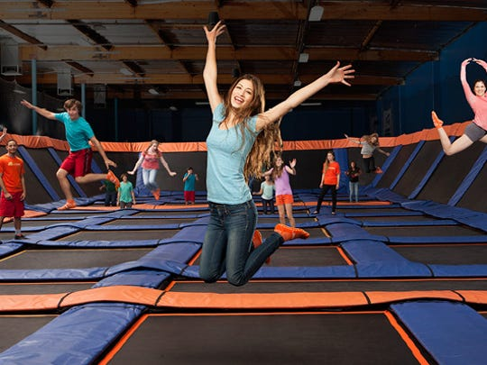 Sky Zone is offering free play to furloughed federal employees and their families Tuesdays through Thursdays.