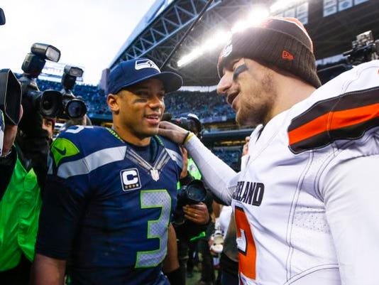 NFL: Cleveland Browns at Seattle Seahawks