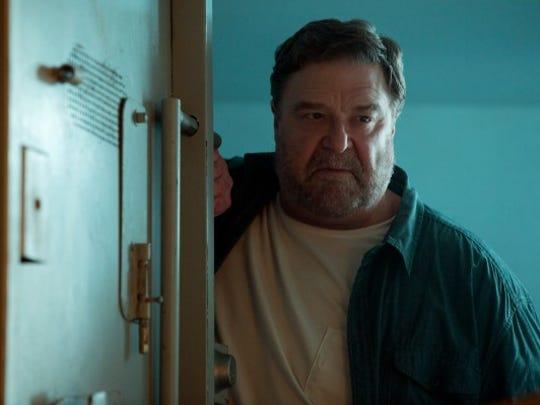 "John Goodman stars in ""10 Cloverfield Lane."""