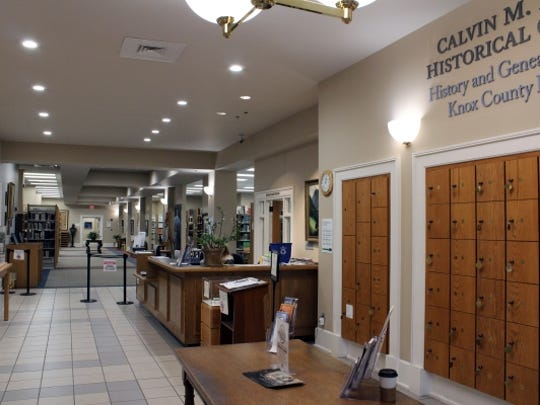 The McClung Collection at the East Tennessee History