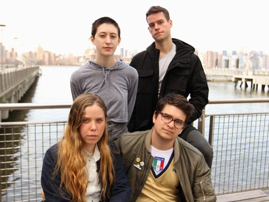 Frankie Cosmos plays the main stage Saturday at the