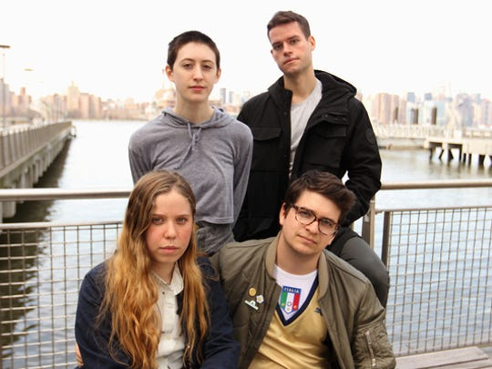 Frankie Cosmos plays the main stage Saturday at the Waking Windows festival in Winooski.