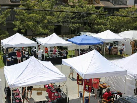 The Street Fest will take over Main Street in Princess