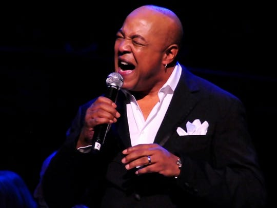 "Peabo Bryson will bring his ""Colors of Christmas"" show to the McCallum Theatre on Friday."