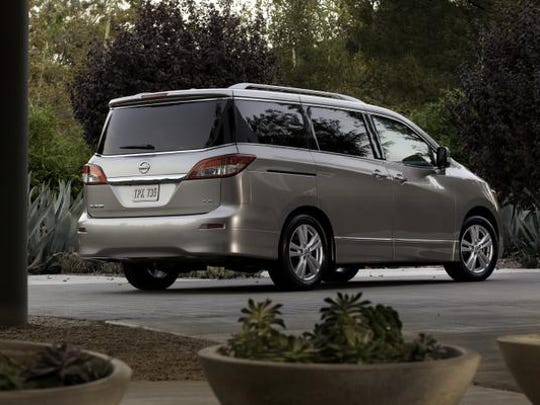 Nissan Quest. This oddly styled minivan never caught on against such entrenched competitors such as Honda Odyssey, Toyota Sienna and Chrysler Pacifica. That alone might not doom it, but it's in a segment that automakers see as dwindling -- at least compared to crossovers and SUVs.