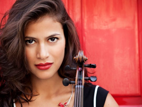 Elena Urioste will perform with the Delaware Symphony Orchestra on Friday, Jan. 26.