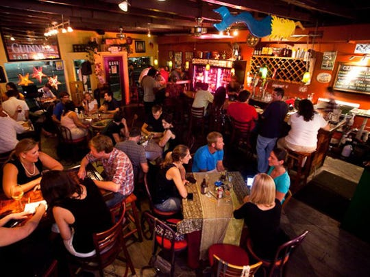 The Kilted Mermaid, at 1937 Old Dixie Highway in Vero Beach, welcomes a variety of performers to its stage.