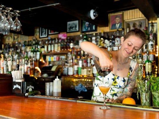 Trapghagen Whiskey Pub in Tivoli.