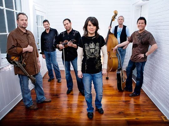 The Grascals will be one of the headline acts at the Mansfield Jamfest.