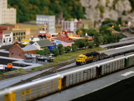 Miniature World of Trains
