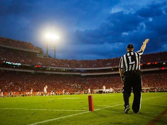 Clemson Georgia Football