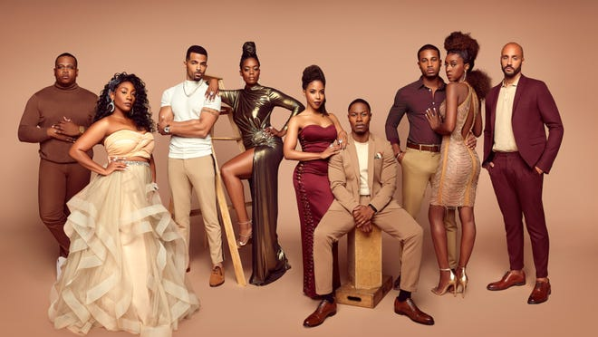 The cast of Tyler Perry's 'Sistas.'