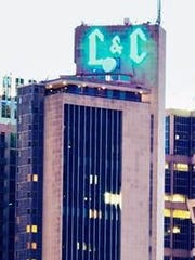 Among changes planned for L&C Tower: The color of the signage atop the iconic skyscraper will be changed from red to green.