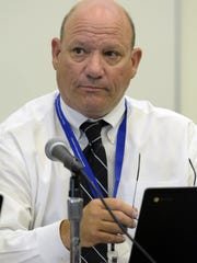 Brick Board of Education Acting Superintendent Dennis