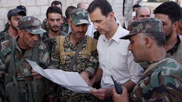 John McCain's unconvincing case for aggressive U.S. military engagement in Syria.