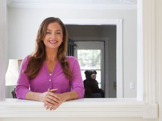 Angela Melvin, Founder, Valerie's House, is fourth on the 2019 top 20 generous leaders of SWFL list.