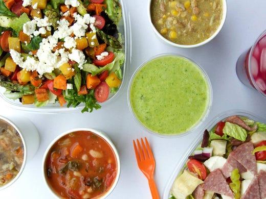 Healthy Fast Food Gilbert Az