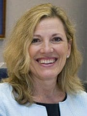 Rita Landgraf, who was secretary of the Department of Health and Social Services