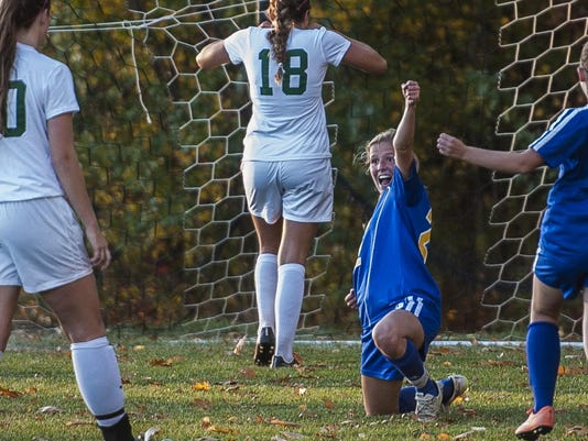 milton girls soccer