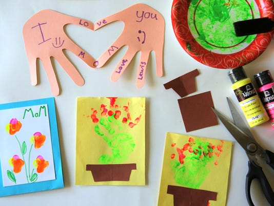 Crafts Three Card Ideas For Mother S Day