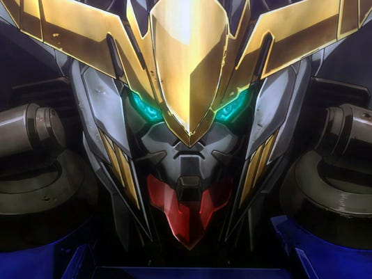 Gundam-Iron-Blooded-Orphans-EP2-Review