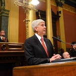 The things Gov. Rick Snyder did not say in the State of the State