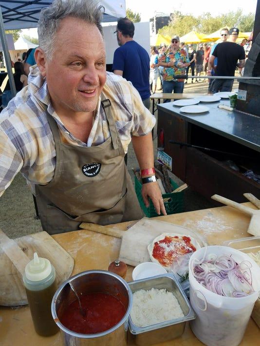 Chris Bianco at Lost Lake Festival in Phoenix