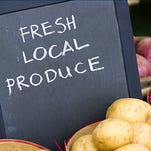 Throughout the Upstate, a variety of farmer's markets are open from May-November.
