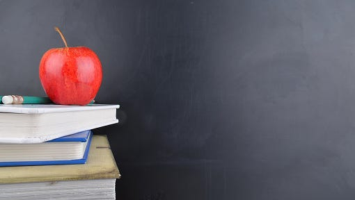 Local schools were sent forms to fill out, and teachers, counselors and principals alike submitted their well-deserved nominees.
