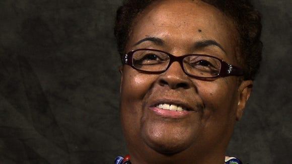 Civil rights leader Joyce Ladner