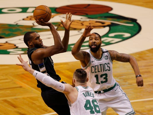 Milwaukee Bucks at Boston Celtics