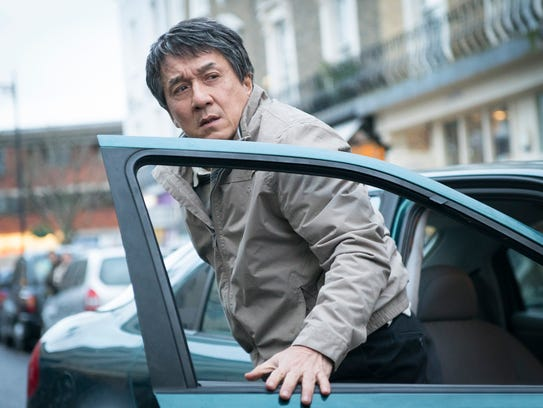 "Jackie Chan plays Quan in ""The Foreigner."""