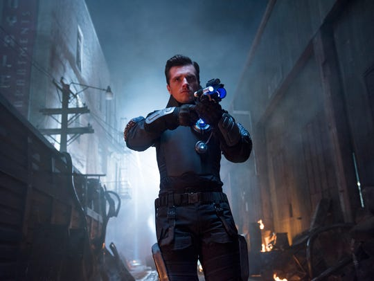 Can a video-game-playing janitor (Josh Hutcherson of
