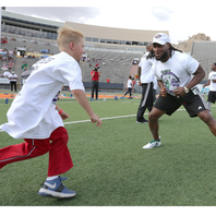 The 2nd Annual Jones Brothers Youth Football Camp