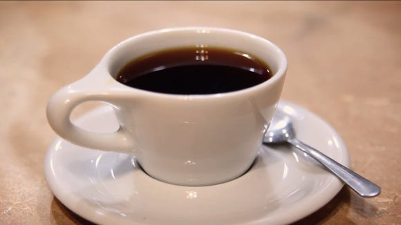 The new cafe inside of the Acadiana Center for the Arts opens Monday.