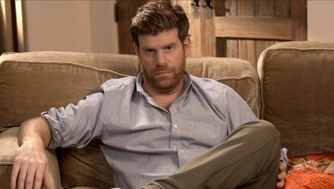Steve Rannazzisi in video series 'Daddy Knows Best.'