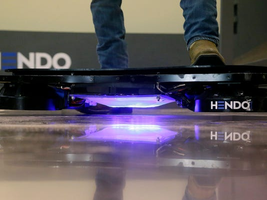 Real Hoverboard (2)